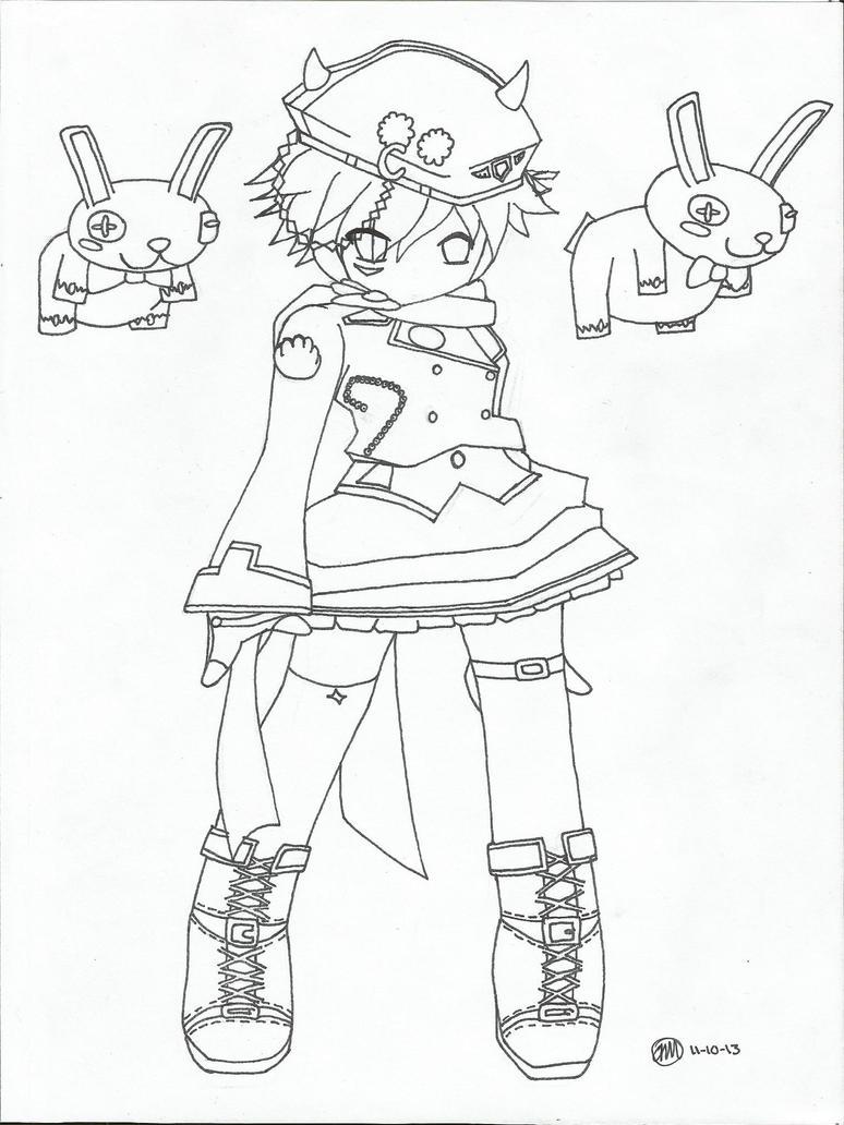 HikARiYuKiV2 by DemonFox1295