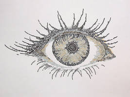 the eye by Khmelic