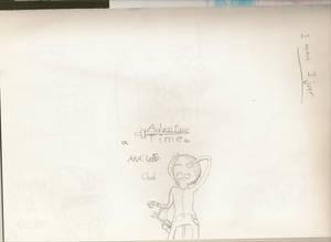 Adventure time OC : Lele
