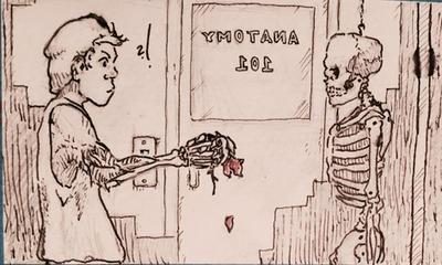 Lovely bones by Dil-Relevart