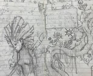 Sketch by Dil-Relevart