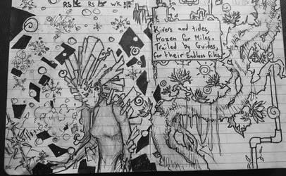 Sketch inked by Dil-Relevart
