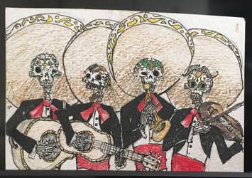 Mariachi los meurtos by Dil-Relevart