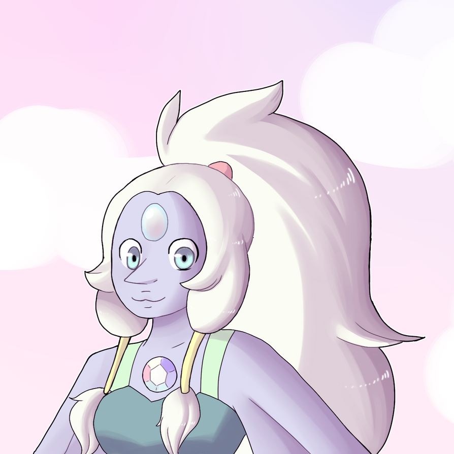 My favourite giant woman ÇvÇ Opal from Steven Universe