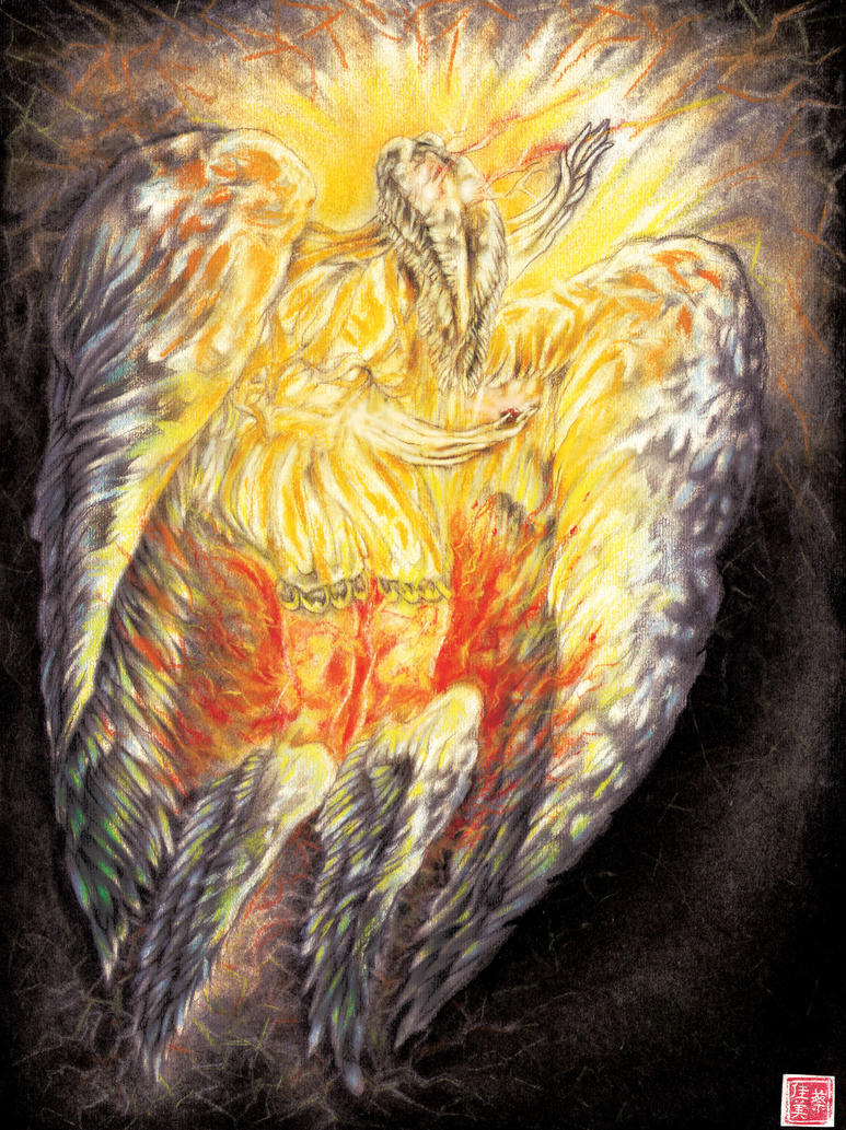 Seraphim angel bible