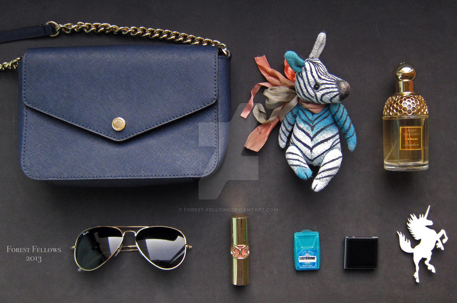 Toys 4 Life (mini collection): Zebra by Forest-Fellows
