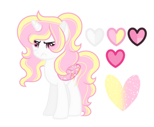 Pastel Heart (hearty's twin sis) by Constanta-Bucharei