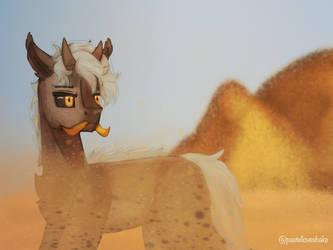 |art trade| sandstorm