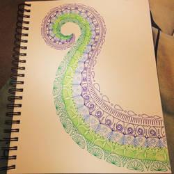 Henna Swirl by Evaria666