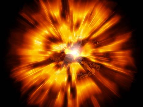 Exploding Star