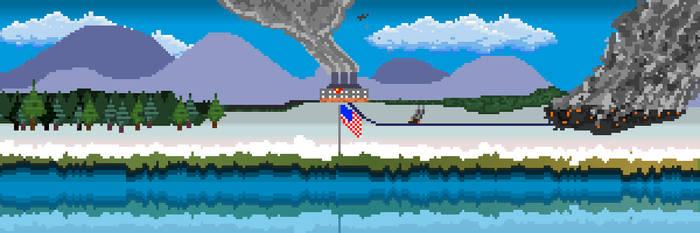 Alaskan Conflict by XLightningStormL