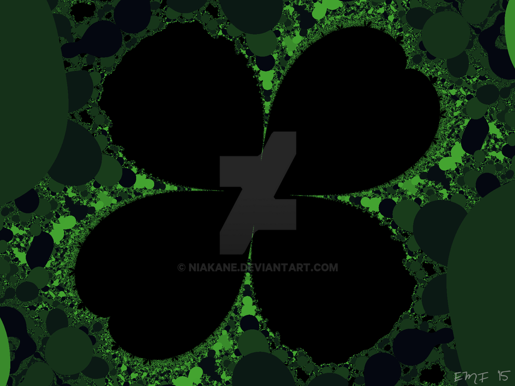 Four Leaf Clover by niakane