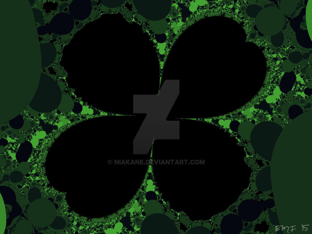 Four Leaf Clover by niakane