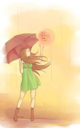Umbrella by Elvywel