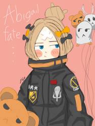 [Fanart] Abigail from fate by melonjii