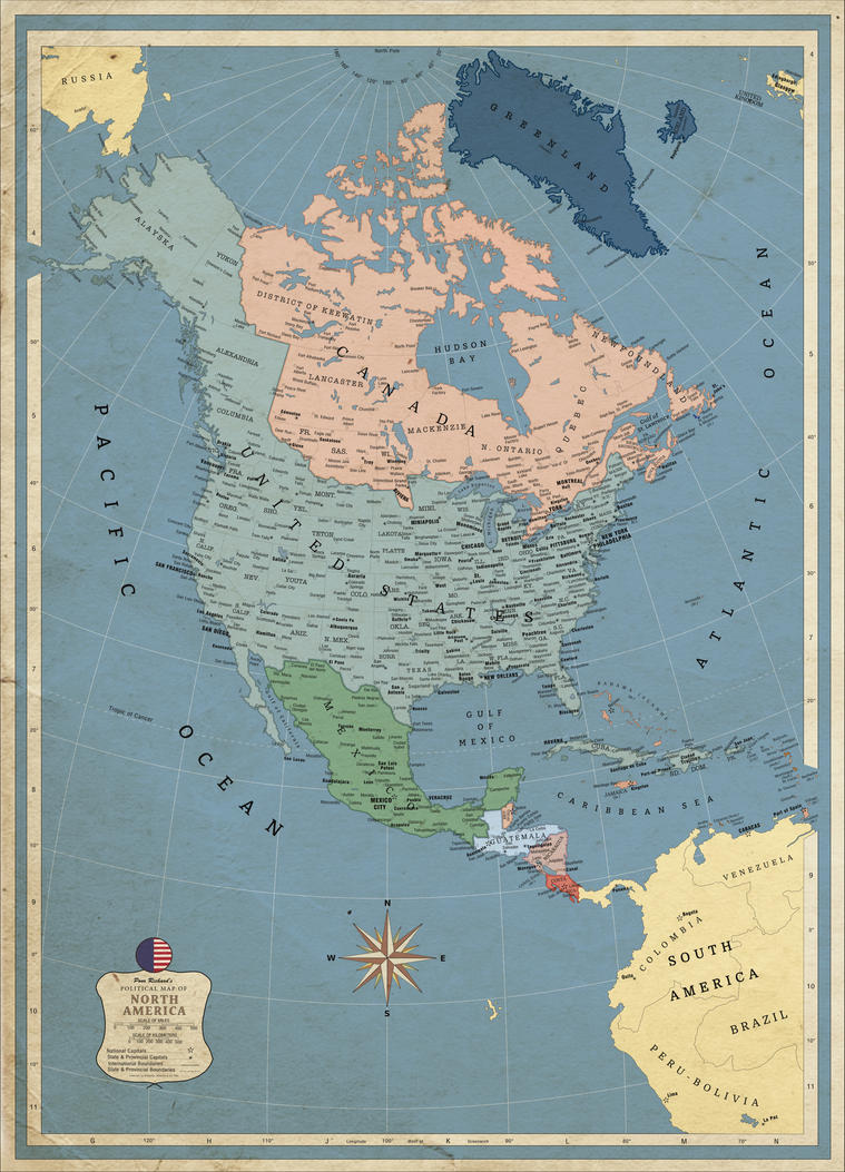 The Nation of Brotherly Love: 1954 by ToixStory