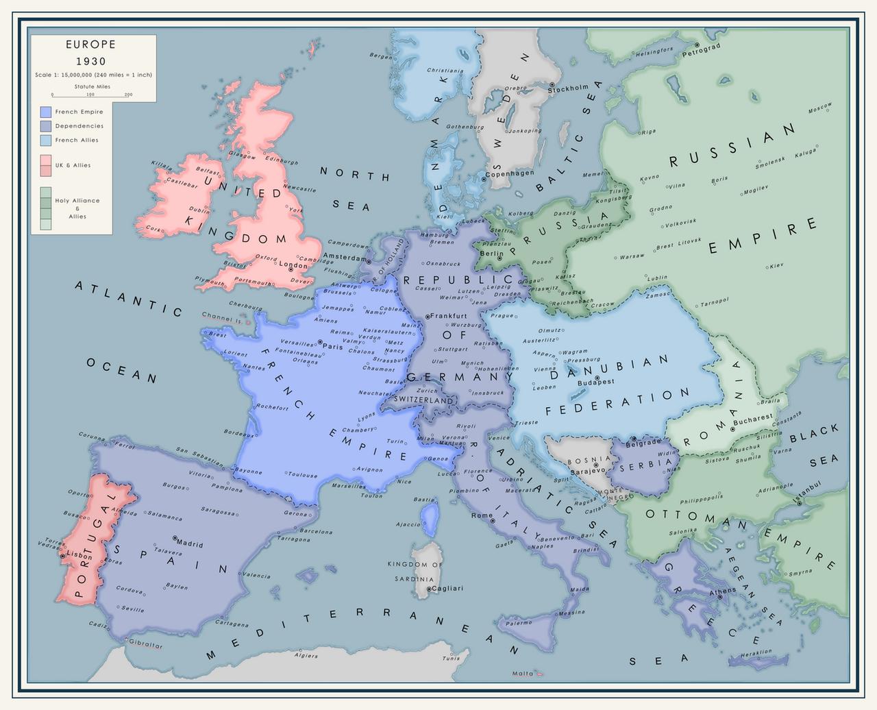 Premier Empire by ToixStory