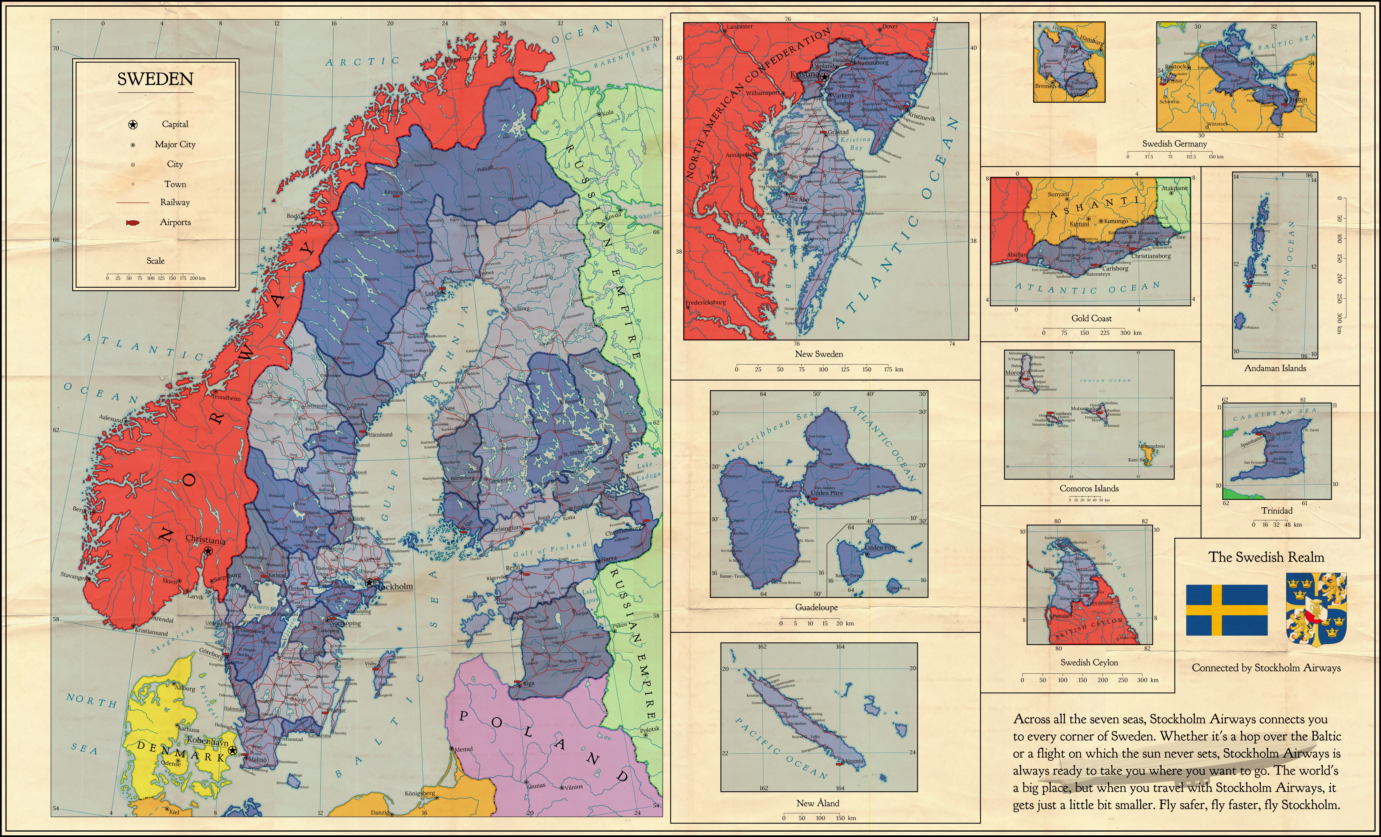 Request The Land Of Eternal Twilight By ToixStory On DeviantArt - Sweden big map