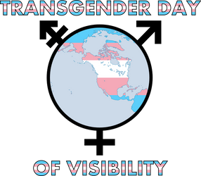 Transgender Day of Visibility by ToixStory
