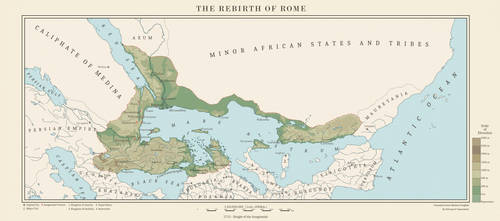 The Rebirth of Rome by ToixStory