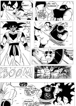 DRAGON BALL X ONE PIECE - PAGE 2 (REMASTERED)
