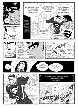 Page5 - Son Goku and Superman: The Clas