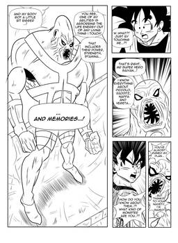 Page19 - Son Goku and Superman: The Clash