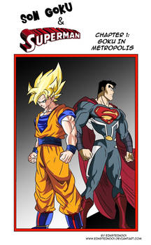 Son Goku and Superman: The Clash - Chapter 1