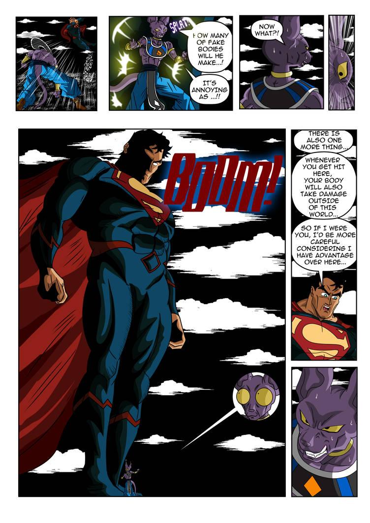 Page79 - Son Goku and Superman 2 by Einstein001 on DeviantArt