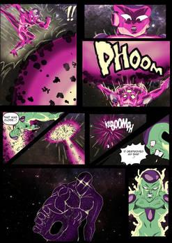 Page 106 - Son Goku and Superman 2