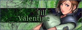 Jill Valentine by Inu-Tiffy