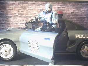 On the STREETS with ROBOCOP