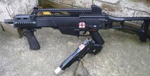 UMBRELLA Corporation weapons