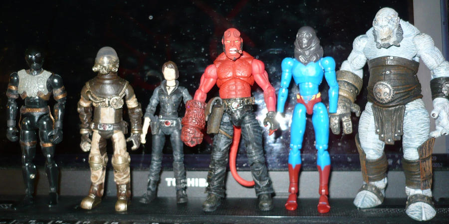 Hellboy Characters