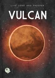 Vulcan (Star Trek poster)