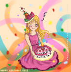 Happy B-day Kiki by Eziara