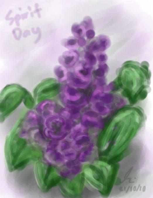Love Lilac by Eziara