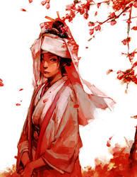 japanses bride