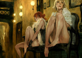 two prostitutes