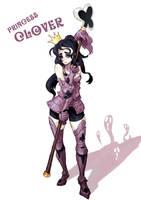 Sad princess with anime style by cellar-fcp