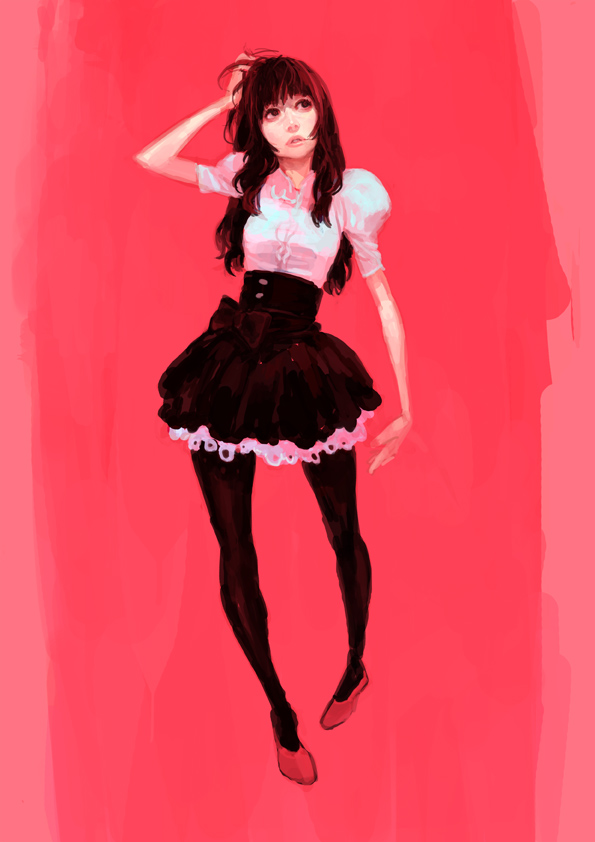 PRETTY GIRL by cellar-fcp