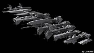 The Fleet - a short overview