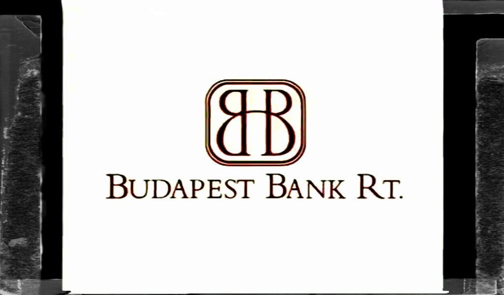 Made in Hungary - 1997 Budapest Bank RT. logo by farek18 on DeviantArt