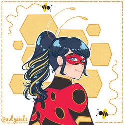 LadyBee Fanart