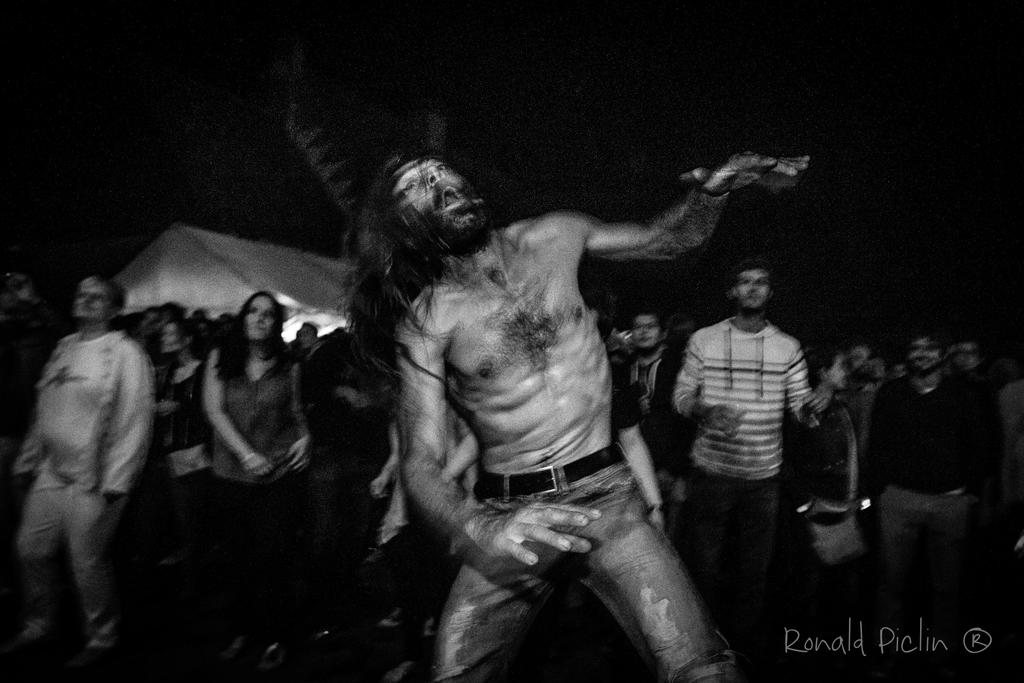 The dance of Jesus by roon1305