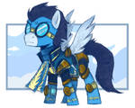 ATG Day 1 - Armored Soarin