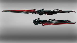 Deuvari/Elisian Heavy Weapon: Sidewall