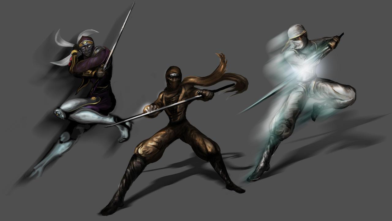 Ninja Gaiden Black Guide Enemies Chapter 1 By Gi1t On Deviantart