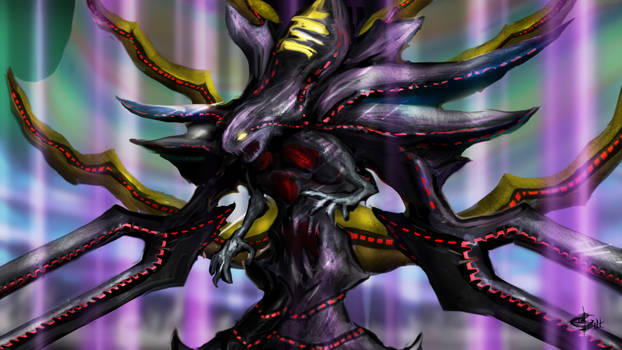 Phantasy Star Online Bosses 4: Dark Falz