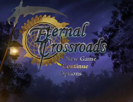 Eternal Crossroads Title